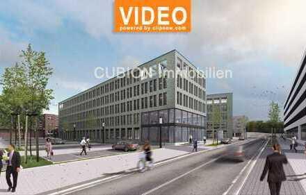 Neubau Duisburg Central Office - Bestlage am Hauptbahnhof - Exklusiv über CUBION