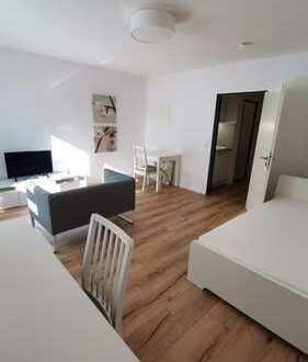 Modernisiertes 1 Zimmer Apartment mit EBK Möbliert