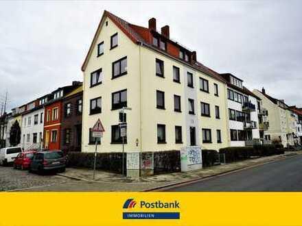 3-Zimmer-Wohnung mit Balkon in hervorragender Lage im Herzen von Bremen-Findorff
