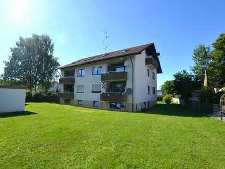 Modernisierte 3 Zimmer Wohnung zzgl. Zimmerappartement in ruhiger Wohnlage in Isny