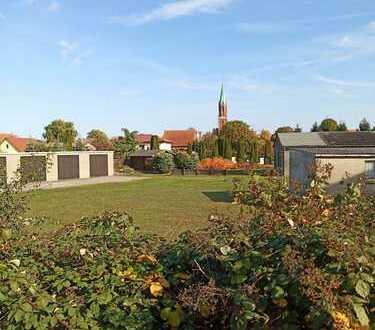 Baugrundstück an der Elbe