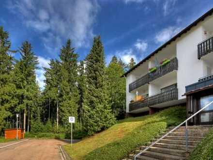 Komplett möblierte zwei Zimmer Wohnung in Schonach, Schwarzwald-Baar-Kreis