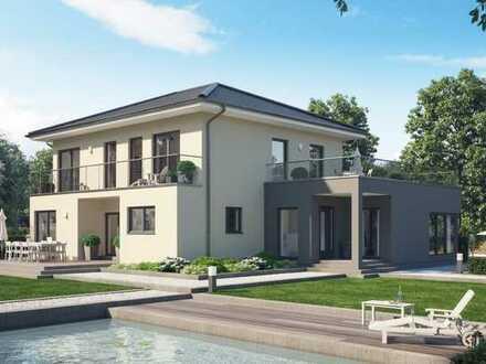 Wohnen und Arbeiten vereint im südländischem Flair incl. Baugrundstück und Baunebenkosten
