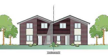 Großzügige Doppelhaushälften - Neubau -