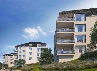 RappenQuartier Freudenstadt - Erstbezug. 2-Zimmer-Komfort-Wohnung mit Einbauküche und TG zu mieten