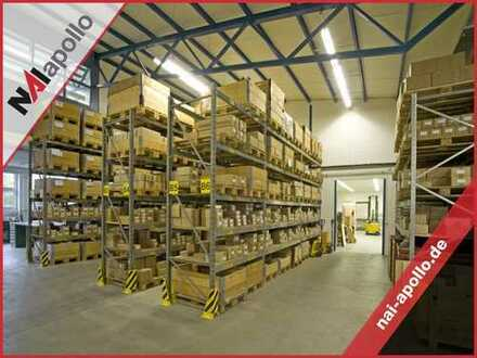 4.600 m² Lager | 350 m² Büro | TOP-Anbindung | 069-550112