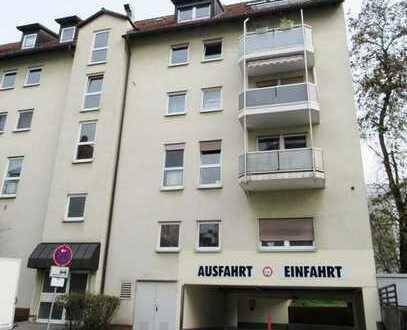 N-Johannis: 3 Zi. Wohnung mit Balkon / Wohnung kaufen
