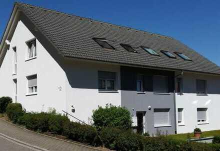 Attraktive, gepflegte 3-Zimmer-Terrassenwohnung zur Miete in Lörrach-Brombach