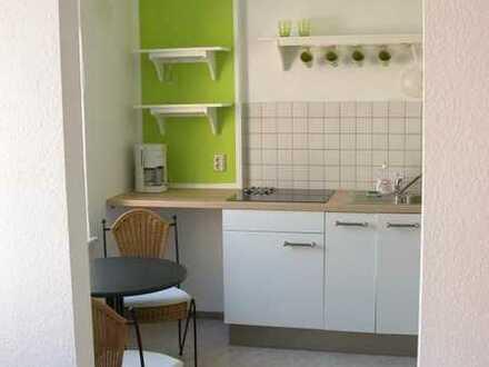 Preiswerte, gepflegte 1-Zimmer-Wohnung mit EBK in Plauen