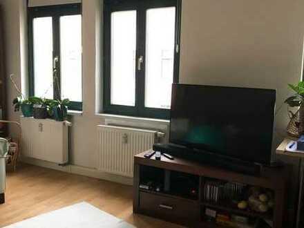 gemütliche 1-Raum-Wohnung in Stötteritz