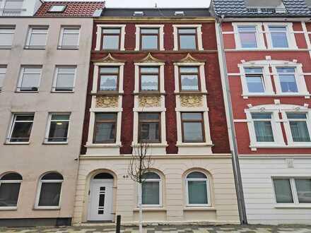 Gründerzeithaus in Altstadtlage, Bremerhaven