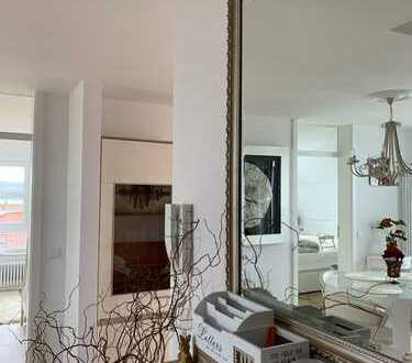 Provisionsfrei! Vollmöblierte und -ausgestattete 5 Zimmer Maisonette Wohnung auch als WG geeignet