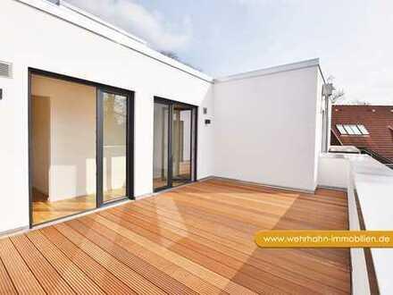 Hochwertige Penthouse-Wohnung in Großhansdorf zu vermieten