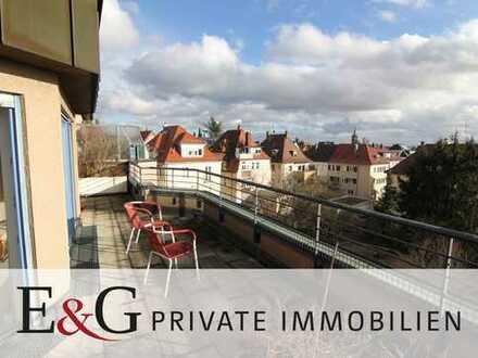 ***4,5-Zimmer-Maisonette-Wohnung mit 2 Tiefgaragenstellplätze in Stuttgart-Degerloch***