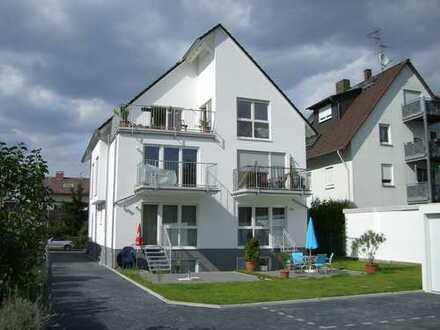 Moderne Süd-Garten-Souterrain-Wohnung, 3-4 Zimmer, Neubau 2007, provisionsfrei