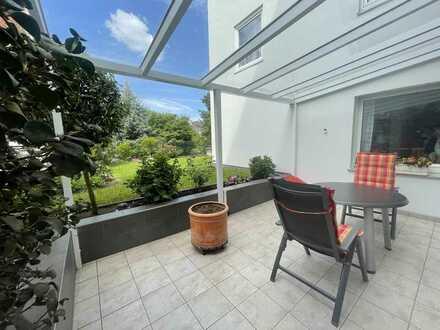 Gut geschnittene und gepflegte 3,5-Zimmerwohnung in Düsseldorf-Benrath