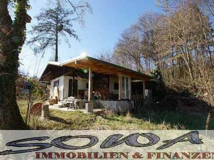 Freizeitgrundstück mit Hütte in Neuburg - Ein Objekt von Ihrem Immobilienexperten SOWA Immobilien...