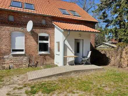 Schöne 3-Zimmer-Erdgeschosswohnung Mit kleiner Terasse in Ferdinandshof