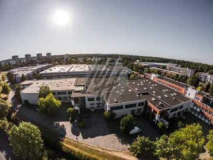 KEINE PROVISION ✓ RAMPE + EBEN ✓ SOFORT VERFÜGBAR ✓ Lager (1.150 m²) & Büro (250 m²) zu vermieten