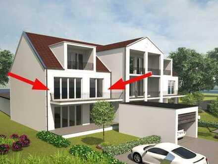 Schöne 2,5-Zimmer Wohnung mit Südbalkon ++KfW-55++