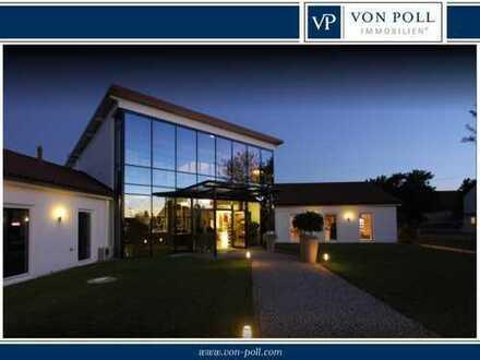 Vielseitige repräsentative Gewerbeimmobilie mit leistungsfähiger PV-Anlage