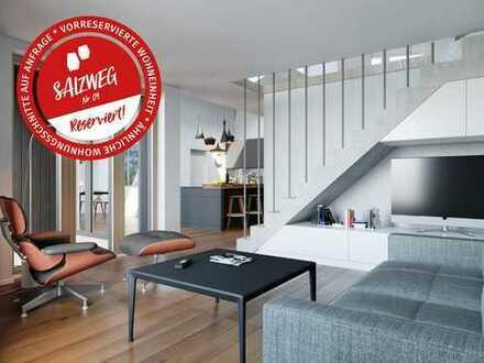 Wohnen am Salzweg: 4-Zimmer-Maisonette, 2. OG/DG, 90qm (Reserviert)