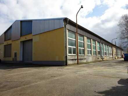 Verkauf! Gewerbehalle - Lager - Produktion!