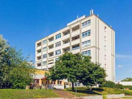 Bild_Erdgeschoss mit Terrasse - die 3-Zimmer-Wohnung mit Glücklichkeitsgarantie