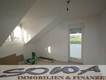 Heute besichtigen - morgen einziehen - 2 Zimmer DG Wohnung in Ingolstadt - Gerolfing von ihrem Im...