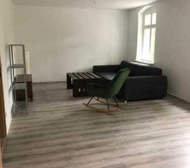 Helle 4-Zimmer-Maisonette-Wohnung im Grünen