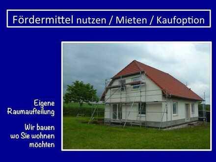 unser Komforthaus - gemütlich mit Dachschrägen