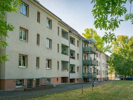 Hübsche 2-Raum-Wohnung mit Balkon