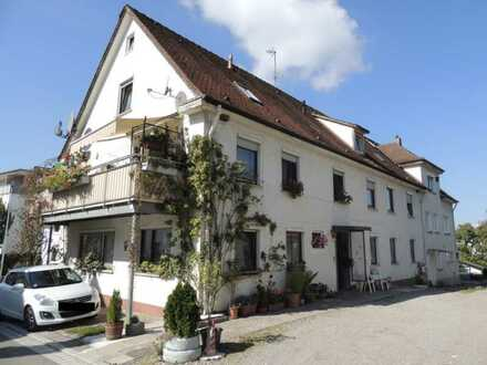 Zentrale 3-Zimmer Wohnung in Laupheim