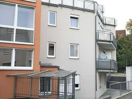 Zentral gelegene, vollmöblierte Zweizimmerwohnung in Ditzingen