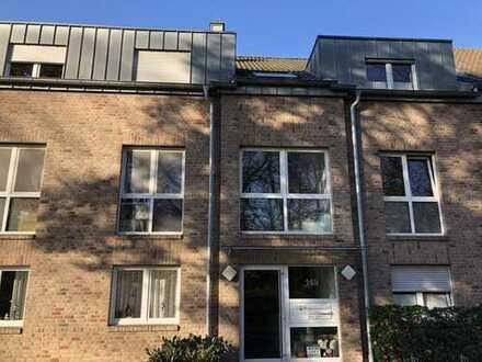 Neuwertige 3-Zimmer-Wohnung mit Balkon in Moers-Repelen direkt gegenüber dem Jungbornpark