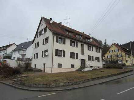 Burladingen 6 Fam Haus , Bj 1951, 340 qm WFl, 3 Garagen, Grund 1032qm,