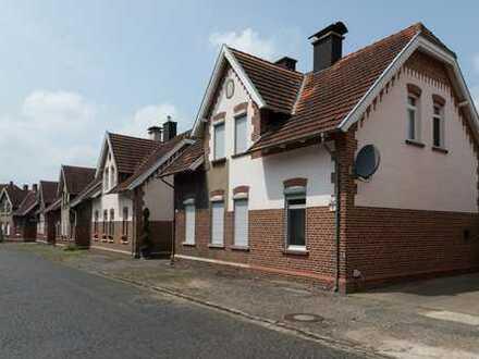 Doppelhaushälfte mit Flair der Kümpersgeneration