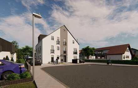 Grosszügige 4,5 ZKBT ETW. in reiner, ruhiger Wohngegend von 64560 Riedstadt-Crumstadt