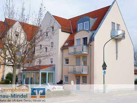 Helle, freundliche Dachgeschosswohnung in zentraler Lage von Offingen
