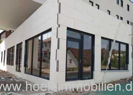 Höll-Immobilien: Büro- oder Praxisfläche im Zentrum von Wimsheim