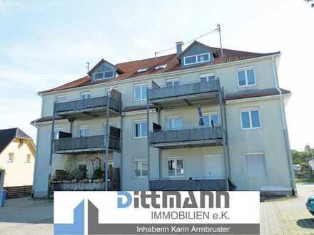 4-Zimmer–Wohnung in Meßstetten-Hartheim - schön und hell