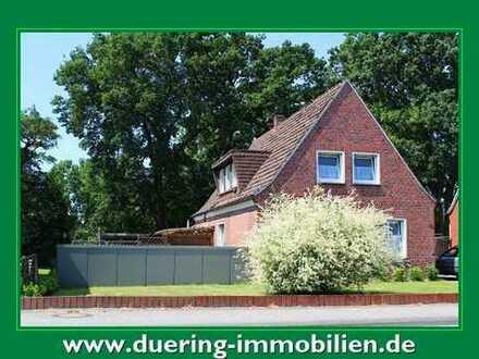 Einfamilienhaus in guter Wohnlage von Westoverledingen - Ortsteil Ihren!