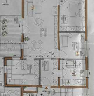 Gepflegte 3-Zimmer-Wohnung mit Balkon und EBK in Amberg