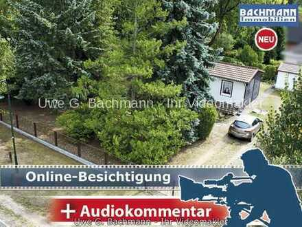 Petershagen / Eggersdorf: Wohnbaugrundstück mit ca. 678 m² Grundstück UWE G. BACHMANN