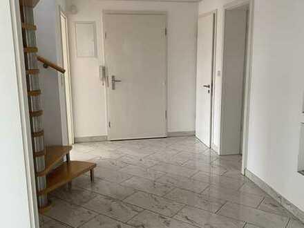 5 Zimmer-Maisonette mit Balkon,zentral gelegen