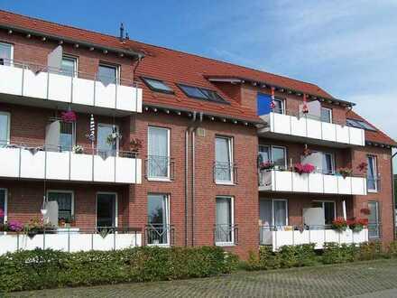 Schicke 3 Zimmer Wohnung mit sonnigem Balkon