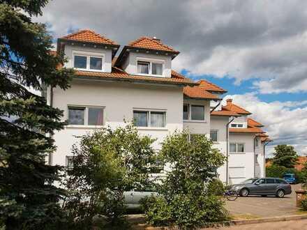 Trippstadt - Eigentumswohnung mit 3 Zimmern, Küche, Bad, Balkon und PKW-Stellplatz, in ruhiger Lage