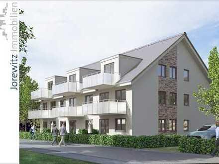 Schicke Neubauwohnung 3 Zimmer-Wohnung mit Terrasse und kleinem Garten in Bi-Oldentrup