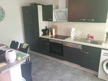 Neuwertige 3-Zimmer-Wohnung mit Balkon und EBK in Mannheim