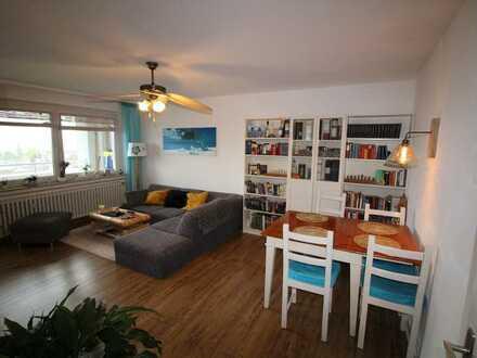 modernisierte 3-Zimmer-Wohnung mit Einbauküche und Einzelgarage in Sindelfingen!